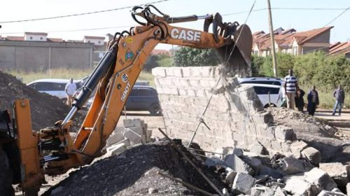 More Building to Be Brought Down By Governor Mike Sonko. 1