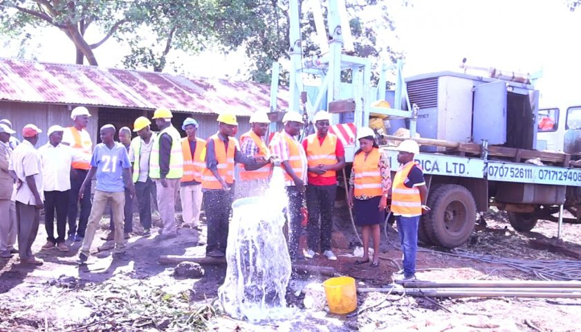 Shut-down All Those Polluted Boreholes; Mca's Tells Governor Kiraitu. 1
