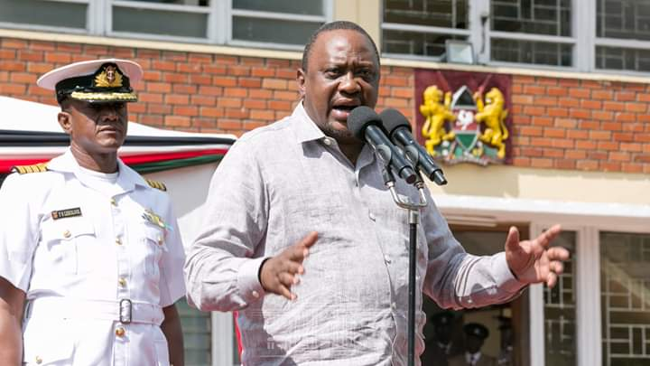 President Calls for Focus on Development as he Issues Title Deeds to Nyakinyua group Nakuru. 1