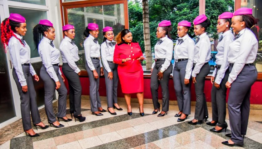 Meet Rev Natasha Cutest Church Ushers. 1