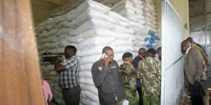 28 Containers of Contraband Sugar Disappear at (ACA) at the Port of Mombasa 1