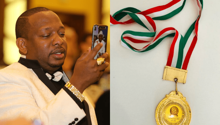 Governor Mike Sonko 2019 ScoreCard Before The Arrest. 15