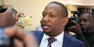 Governor Mike Sonko 2019 ScoreCard Before The Arrest. 9