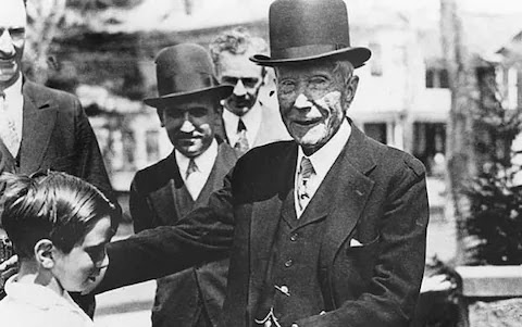 40 FACTS ABOUT  JOHN D. ROCKEFELLER, THE RICHEST AMERICAN OF ALL TIME 2