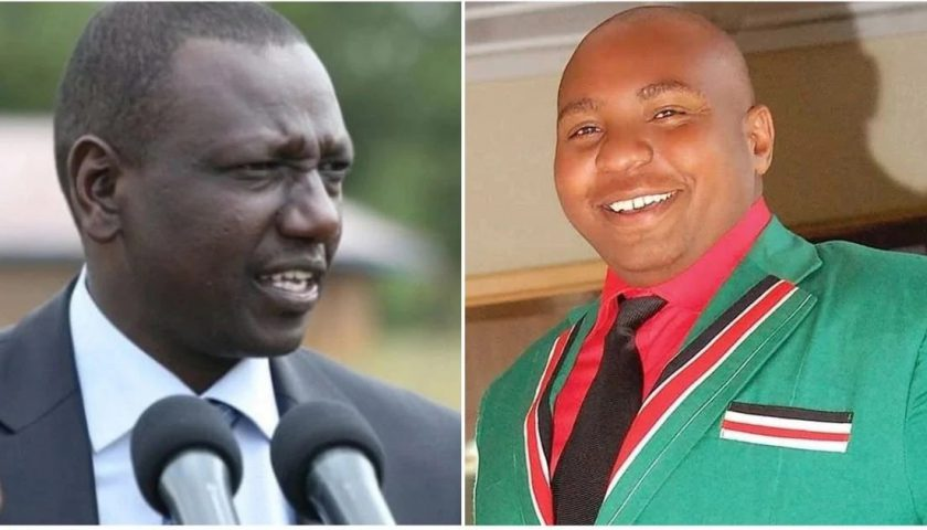 Do You Know Ruto's chicken business makes it richer than Kenchic || Nominated MP David Sankok 1