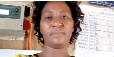 The Teacher Who Was Ferociously Murdered in Kitui. 1