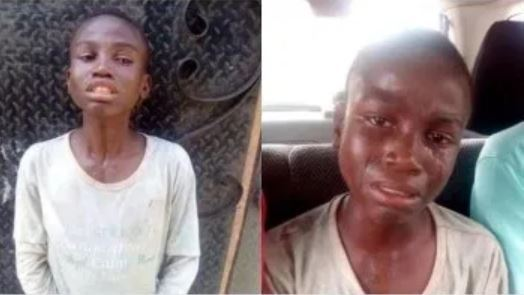 19yrs Old Boy Who Impregnated His Mother Arrested Today. 1