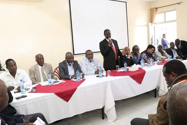MERU COUNTY LEADERSHIP CONVENES IN PREPARATION FOR BBI RALLY ON FEBRUARY 15 1