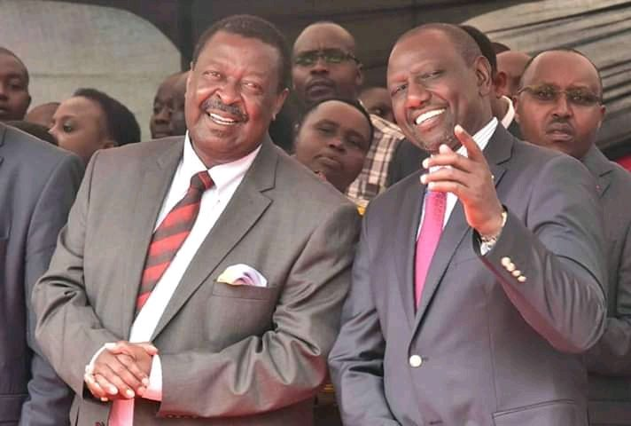 AFTER HITTING A DEAD END IN CENTRAL KENYA, WILLIAM RUTO NOW HAS HIS EYES  ALL SET ON THE WESTERN KENYA VOTE 1