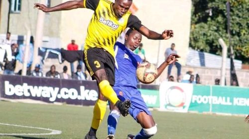 FKF BETWAY CUP ROUND OF 32 RESULTS 1