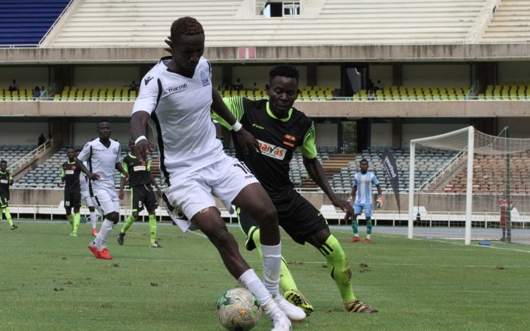 RESILIENT GOR OVERCOME A STUBBORN NAIVAS SIDE IN A TOUGH FKF CUP MATCH 1