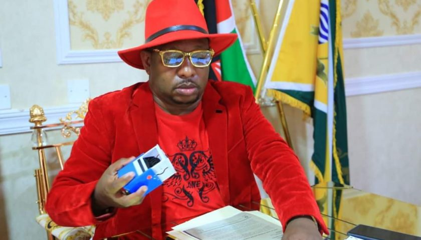 Gov Sonko Tout After Generous Act To Woman Who Was Abandoned during Tuju Accident. 1