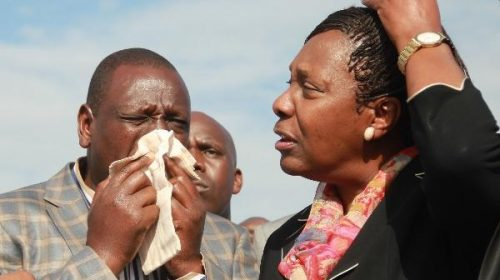 STEP ASIDE FOR INVESTIGATIONS ~ CHARITY NGILU TO DP RUTO 1