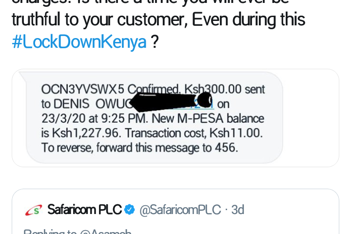 Did Safaricom LIE to It's Users: Safaricom Error that Has Cost Kenyans DEARLY exposed by Governor Patrick Njoroge . 3