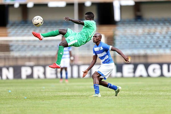 GOR MAHIA EDGE OUT AFC LEOPARDS TO CLAIM MASHEMEJI DERBY BRAGGING RIGHTS 1
