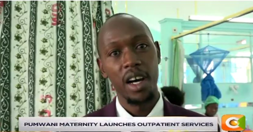 Meet The Former Uon Student Leader & the Administrator (Mosiria) Behind The New Face Of Pumwani Maternal Hospital. 2
