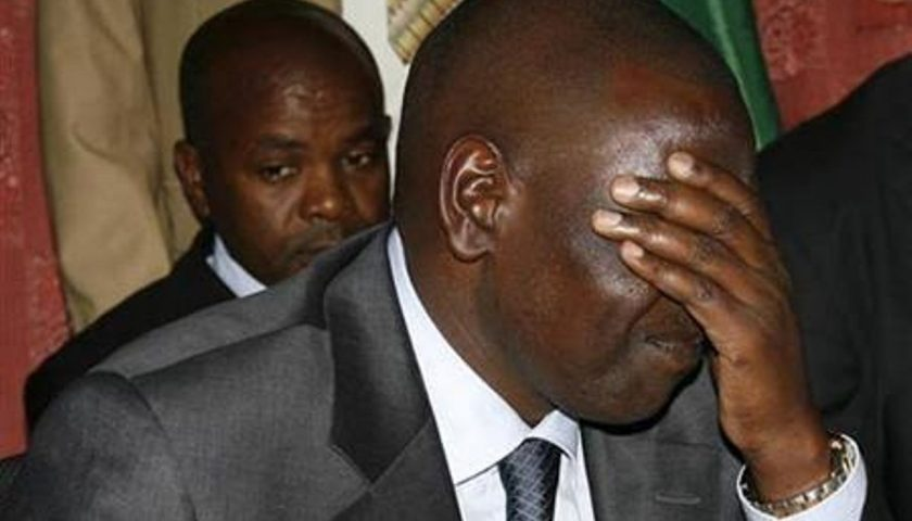 Has William Ruto Hit A Political Dead End