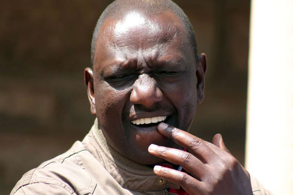 ITUMBI, Has William Ruto Hit A Political Dead End