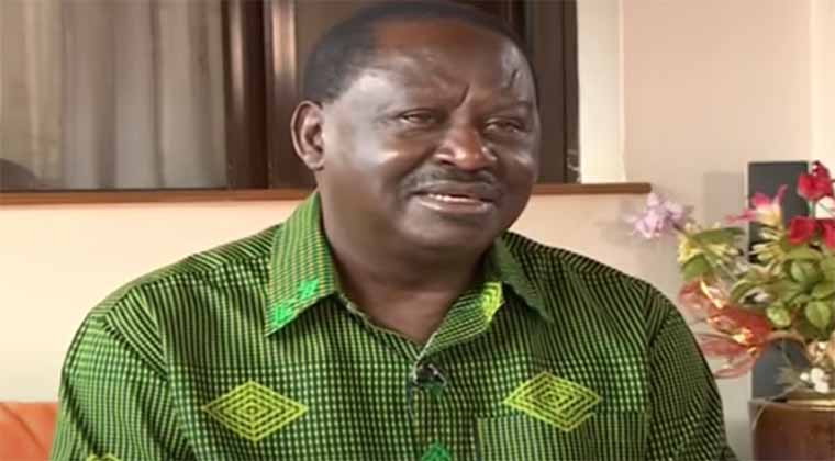 Angry Kenyans Blast Raila After He Sent a Message to Doctors Ahead of Their Planned Talks