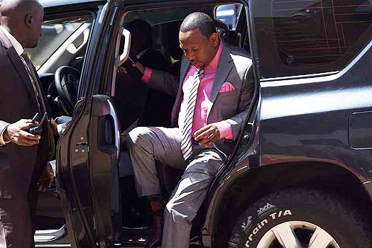 Mike Sonko Business