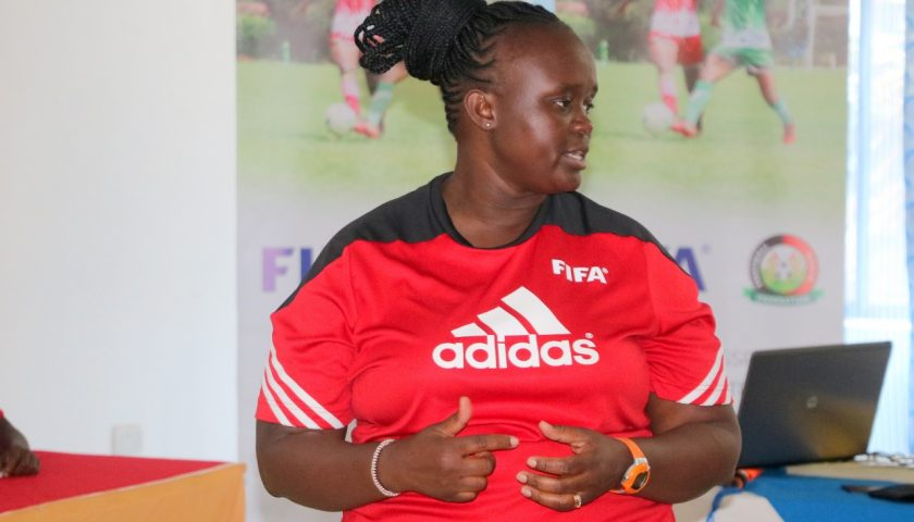 Fifa Supports Women's Football In Kenya Because Of Proper Structures Established By Mwendwa, Says Akorot 1