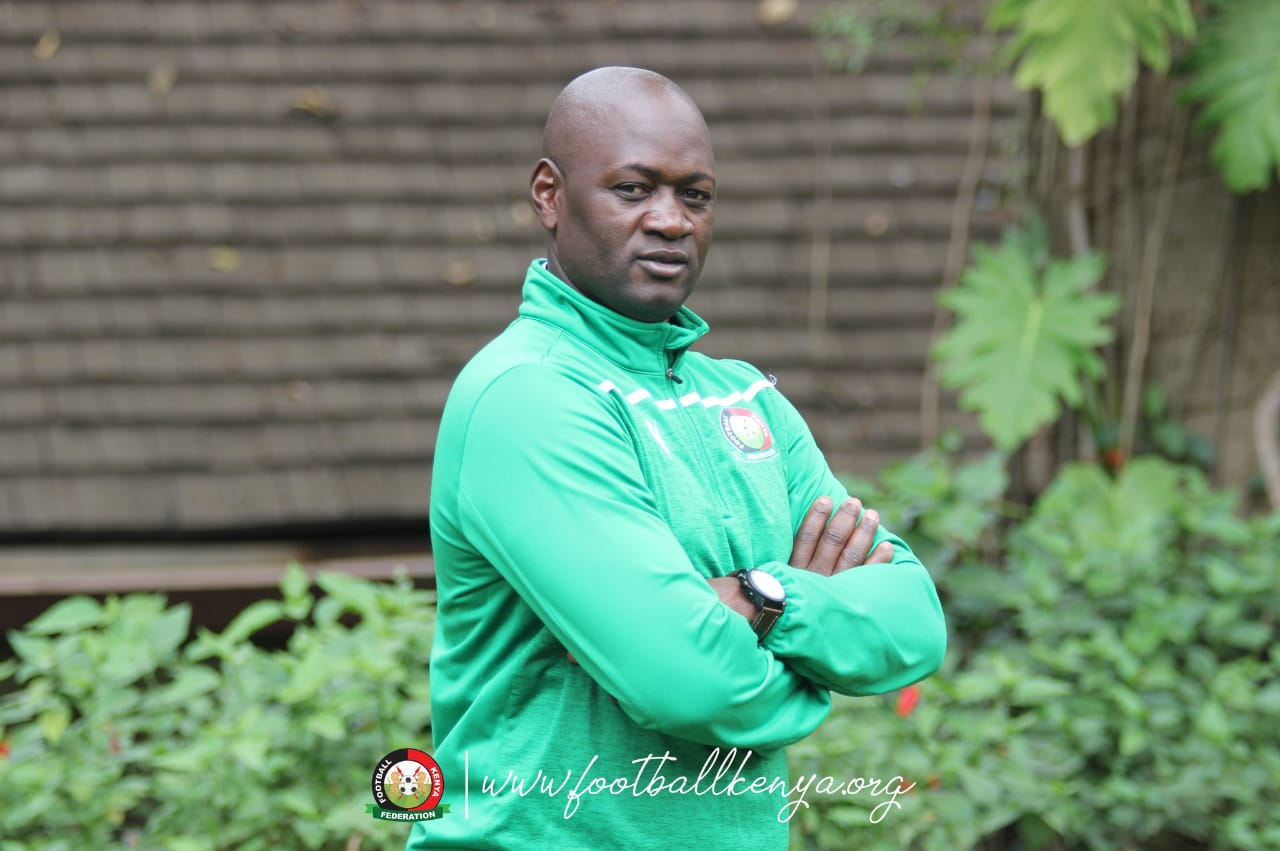 It's Only Under Mwendwa That Goalkeeper Coaches Have Been Trained, says Webo 1