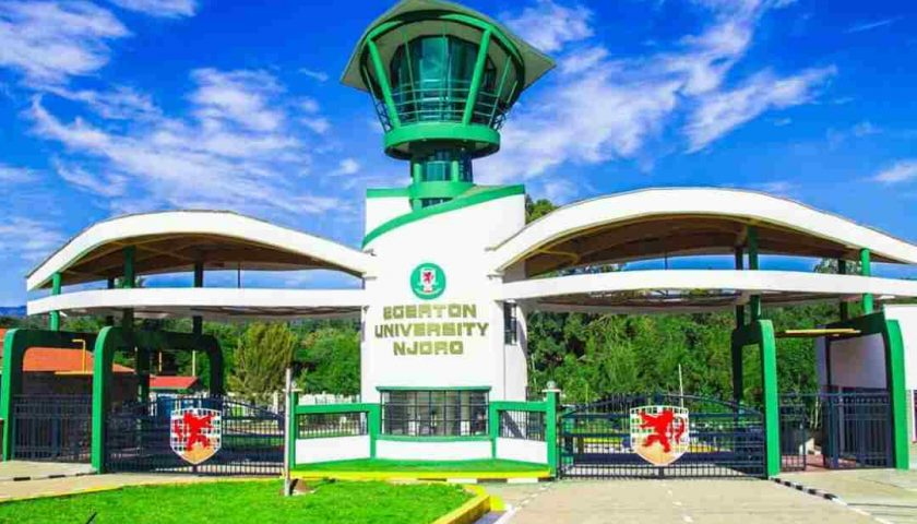 Top 10 Best University In Kenya To Study in 2020. 1