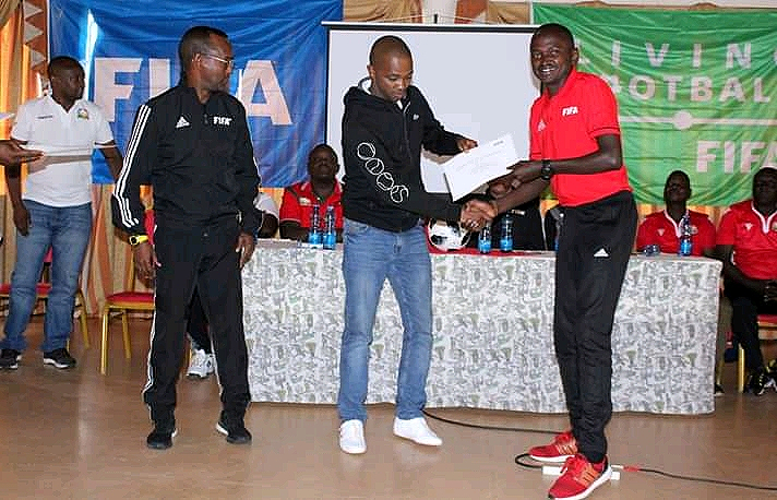 Free FKF Courses Have Made Us More Efficient At Work, Say Referees 1