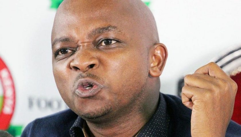 I'm Going To Smash My Opponents And Retain My Seat, Says Mwendwa 1