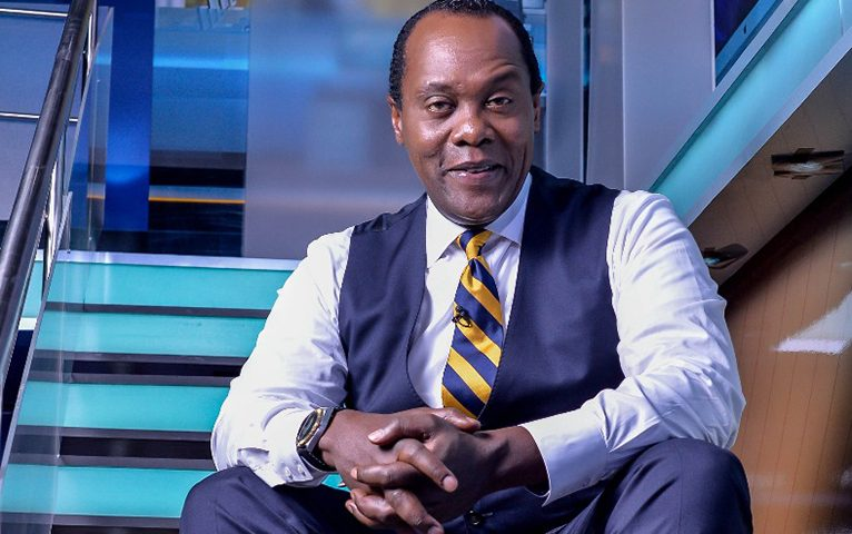 Jeff Koinange Biography