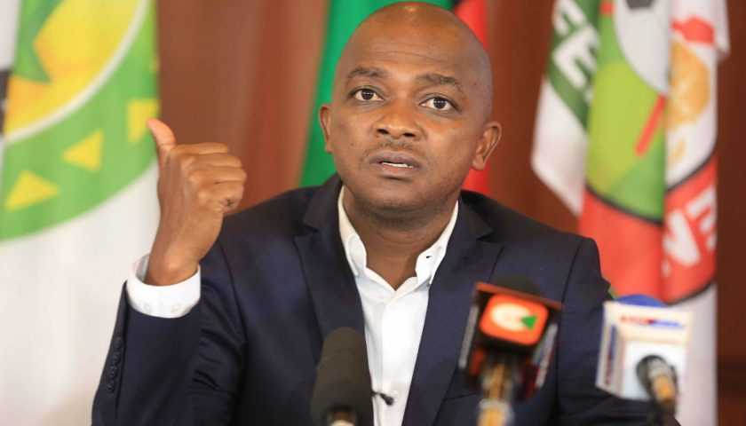 FIFA Will Not Ban Kenya From World Cup Qualifiers, Says Mwendwa 1