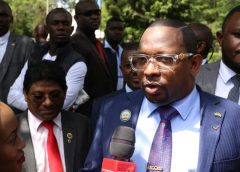 Mike Sonko Appoints Himself New Role After His Impeachment