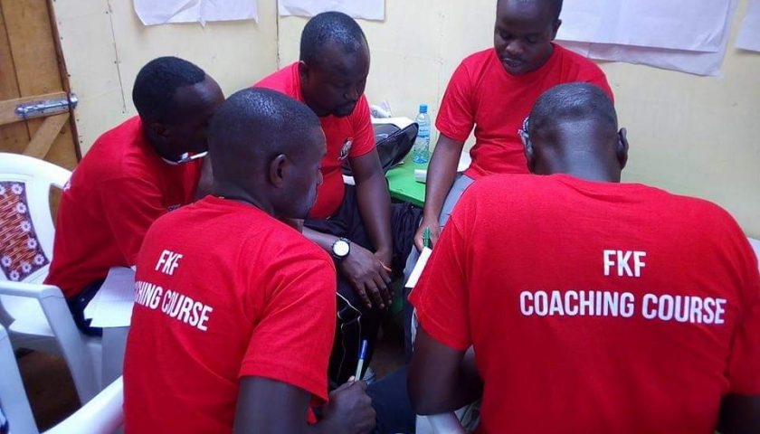 Top Kenyan Coaches Highlight Benefits They've Derived From FKF Courses 2