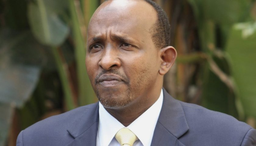 Aden duale, NairobiminiBloggers