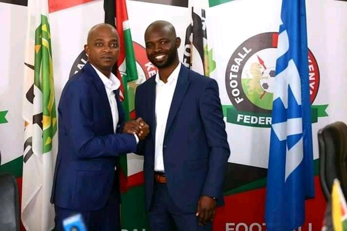 We Have Already Reached 45,000 Youngsters Countrywide, Says FKF CEO 2