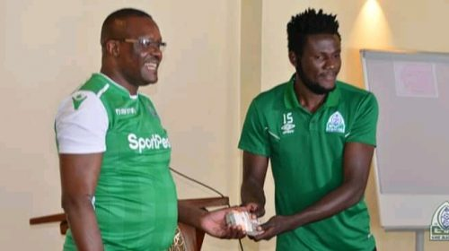 Gor Players Receive Sh250,000 During A Luncheon Hosted By A Local Politician 1