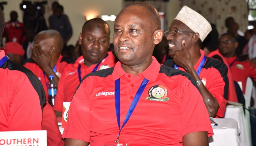 It's The First Time Kenyan Referees Are Receiving Free Training - Makau 1