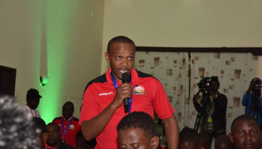 Mwendwa Has Reduced Recurrent Expenditure At FKF By Building Permanent Offices - Kamau 1