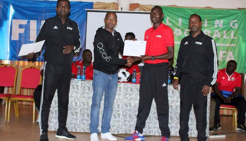 Kirwa Hails FKF For Creating Job Opportunities For Women And Youth 3