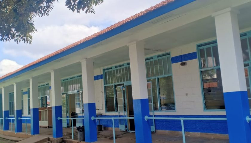 Renovated Mbagathi Hospital to have 400-Bed More Temporary Facility for Covid-19 Patients. 3