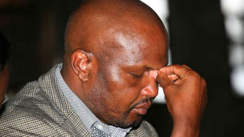 Why Moses Kuria Is a Sad-Man