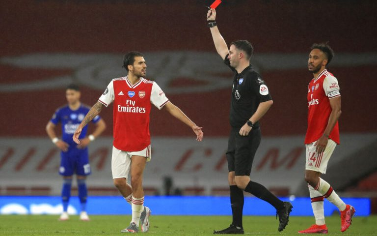 Gunners fail to shoot down the Foxes at Emirates 4