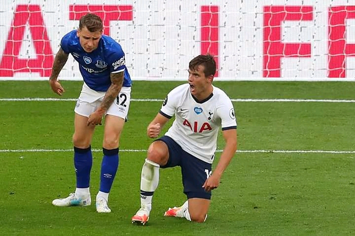 Spurs pip Toffees to keep hopes of European slot alive 2