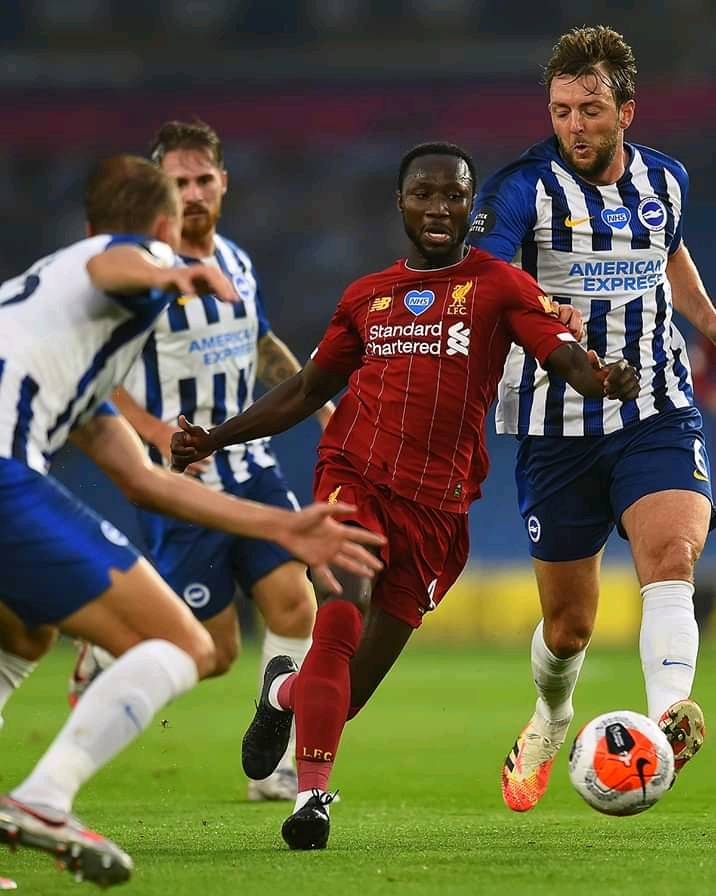 Salah strikes twice as the Reds hit three past Albion 2