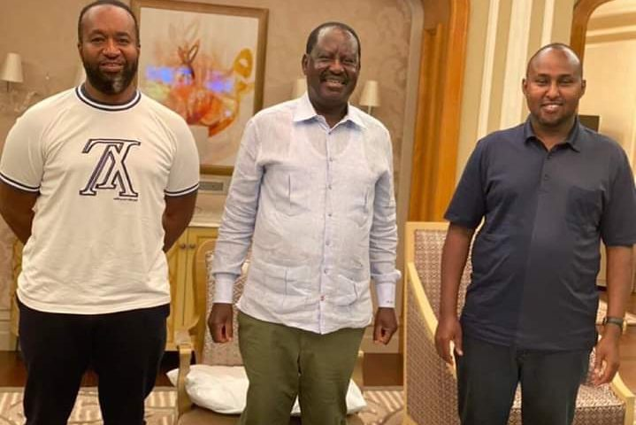Joho and Junet's Chartered Jet That Set Tongues Wagging. 1