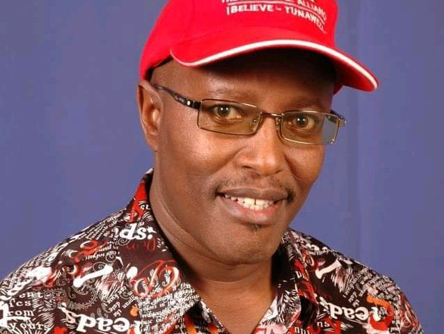 Nairobi Mayor Dick Wathika