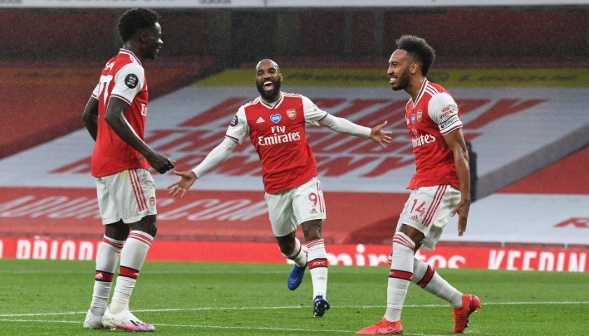 Gunners fail to shoot down the Foxes at Emirates 6