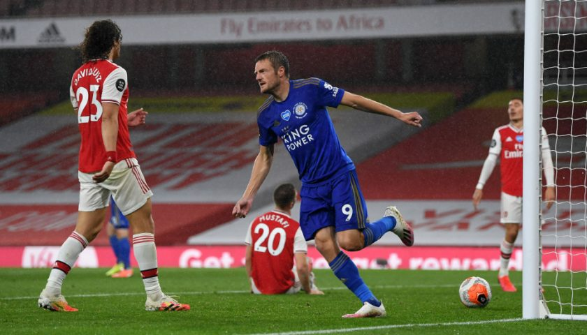 Gunners fail to shoot down the Foxes at Emirates 2