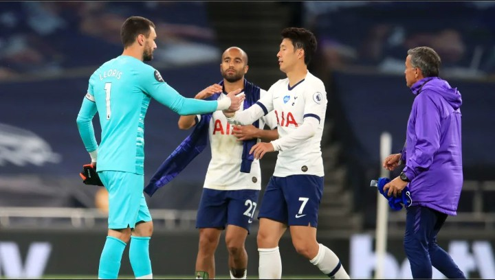 Spurs pip Toffees to keep hopes of European slot alive 3