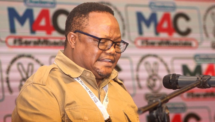 Tanzania Opposition Leader Tundu Lissu Drops a Bombshell on Heartbreaking COVID-19 Situation In TZ. 1